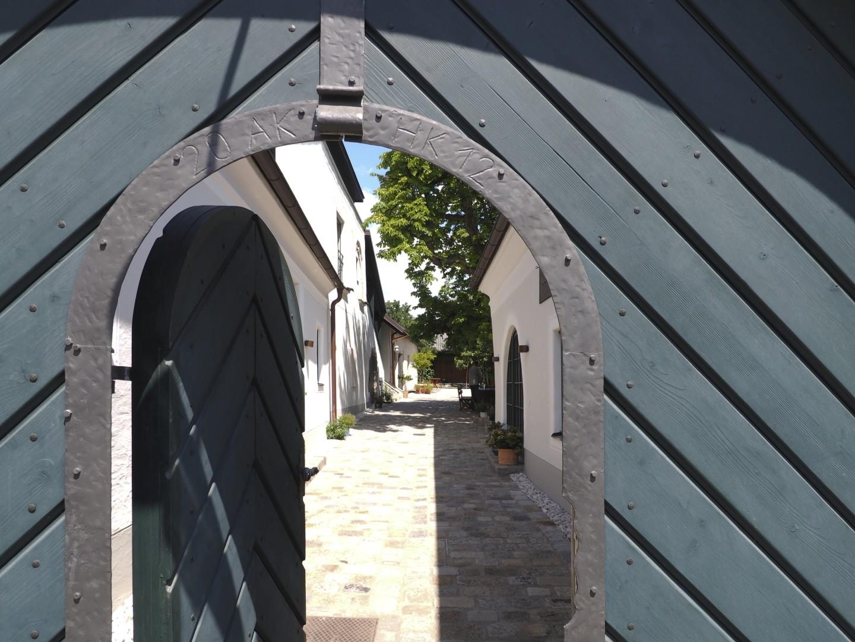 Eingang / ©Heinz Schmölzer