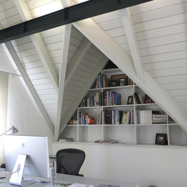 Büro / ©Heinz Schmölzer