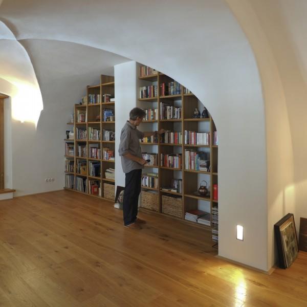 Bibliothek / ©Heinz Schmölzer