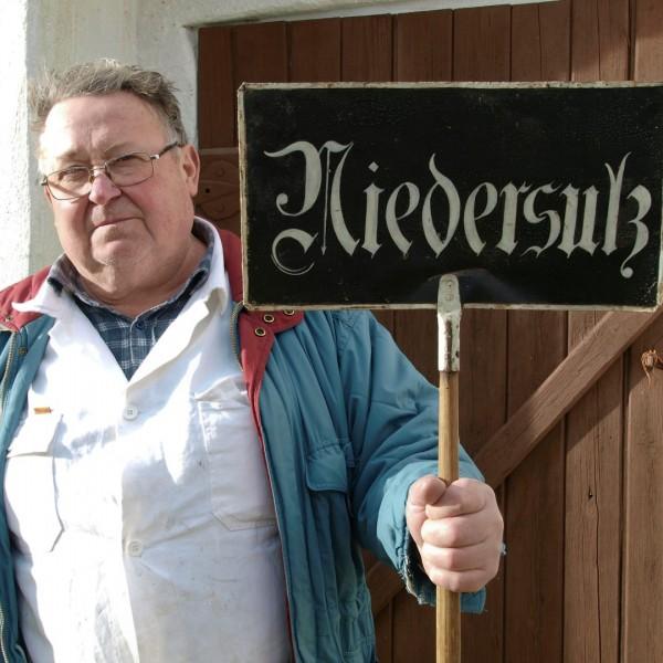 Prof. Josef Geissler / ©Heinz Schmölzer