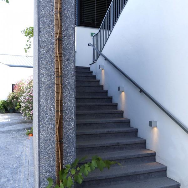 Stiegenaufgang / ©Heinz Schmölzer