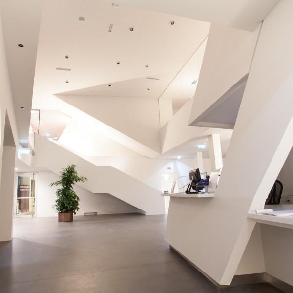 Eingangsbereich / ©Ernese Benko