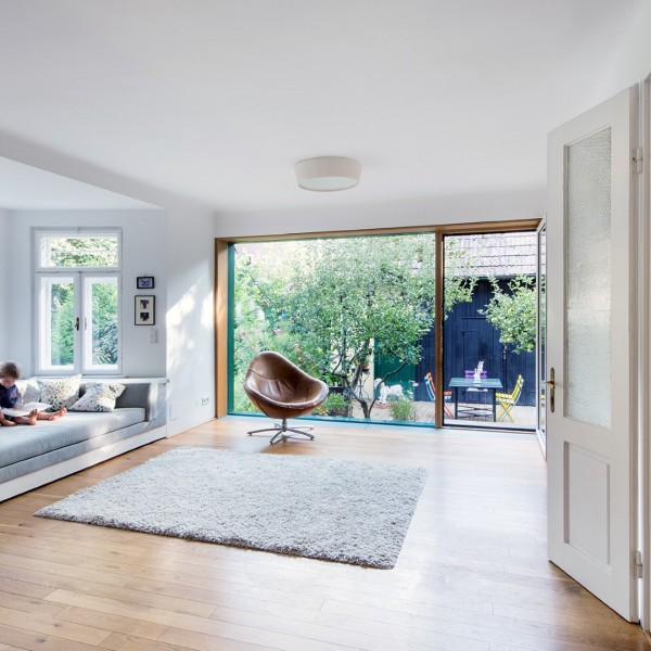 Wohnbereich / ©Veronika Hofinger