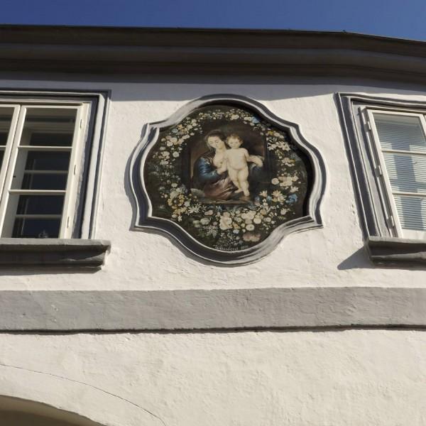©Heinz Schmölzer / Fassadendekoration