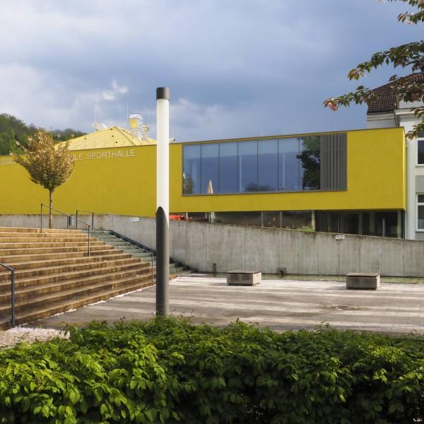 ©Heinz Schmölzer / Schulgebäude Ansicht Zubau