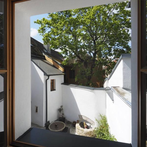 ©Heinz Schmölzer / Blick in den Innenhof