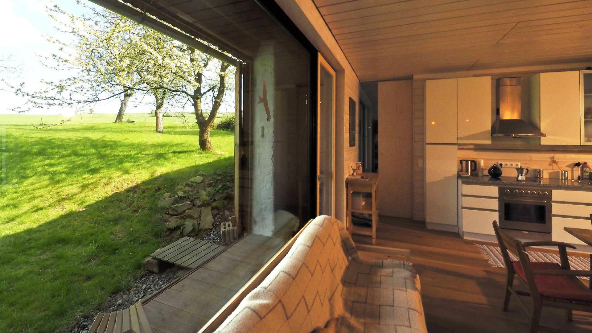 ©Heinz Schmölzer / Innenansicht Küchen-, Essbereich