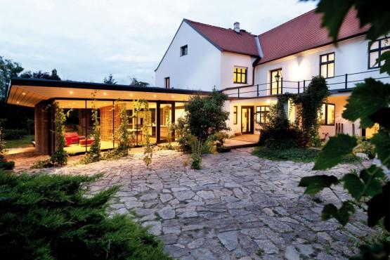 Umbau des Weinguts Bauer in Jetzelsdorf / ©Astrid Bartl