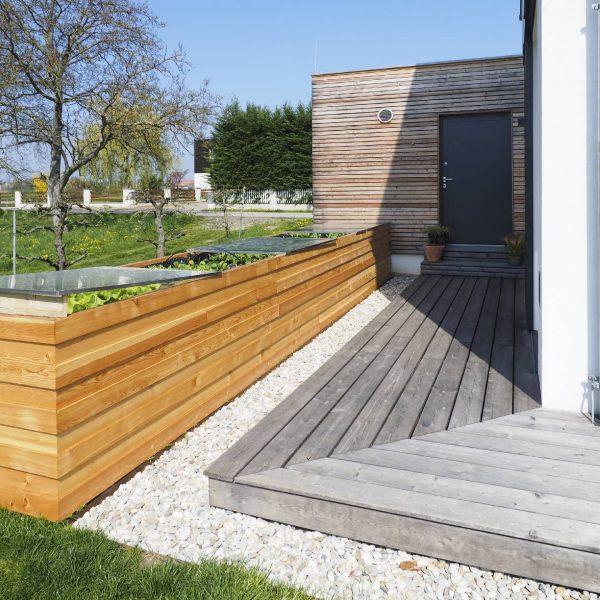 ©Heinz Schmölzer / Außenansicht Gartenbereich