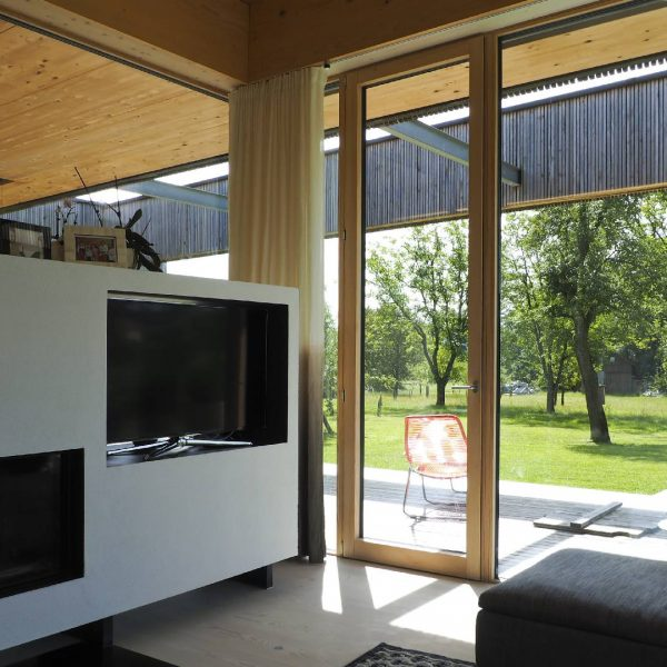 ©Heinz Schmölzer / Innenansicht Wohnbereich