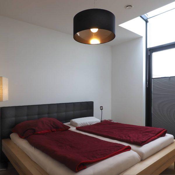 ©Heinz Schmölzer / Innenansicht Schlafzimmer