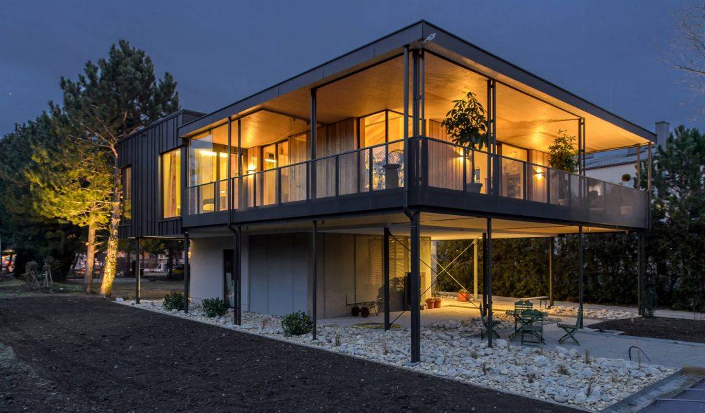 ©Viereck Architekten / Außenansicht