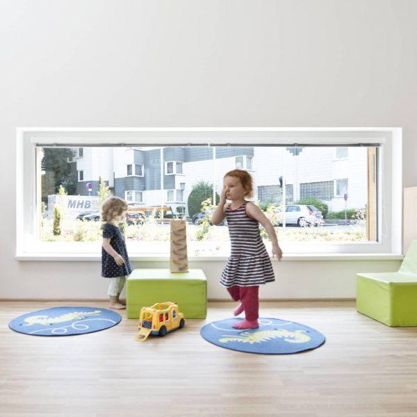 ©Christoph Treberspurg / Fenster für kleine Leute in Augenhöhe