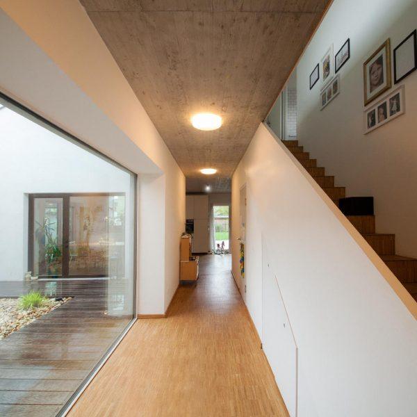 ©Romana Fürnkranz / Blick in den Innenhof