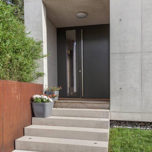 ©Romana Fürnkranz / Außenansicht Eingangsbereich