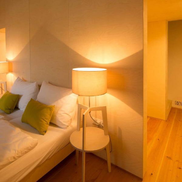 ©Markus Fattinger Architekturfotografie / Innenansicht Zimmer