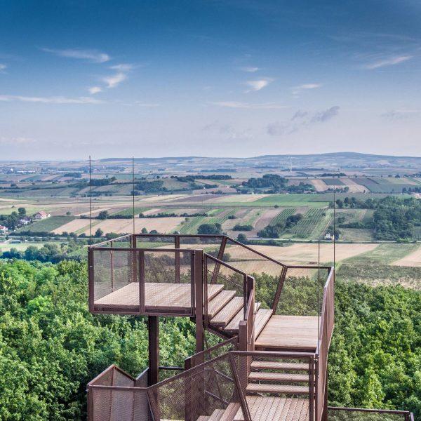 ©Gerald Tschank / Aussichtswarte mit Panoramablick