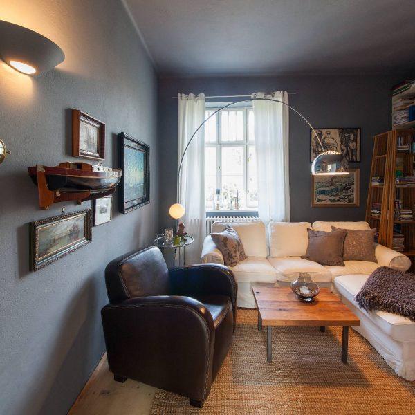 ©Romana Fürnkranz / Innenansicht Wohnzimmer