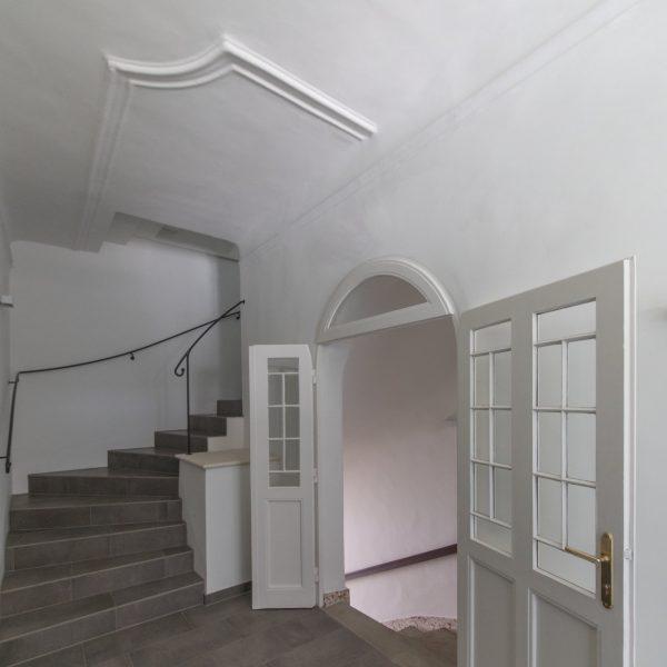 ©Romana Fürnkranz / Innenansicht Stiegenhaus