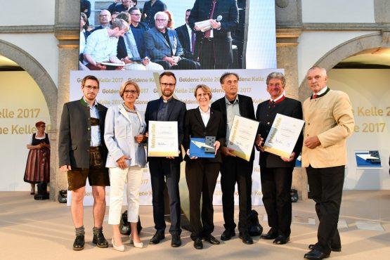 Gruppenfoto Evangelische Toleranzkirche in Mitterbach