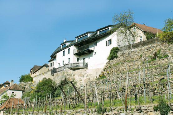 Historische Wohnhaus In Weißenkirchen