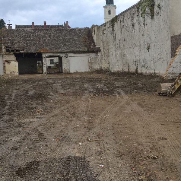 ©Sauberer / Situation vor Baubeginn