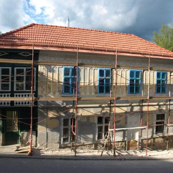 ©Fam. Niemetz / Außenansicht Haussanierung