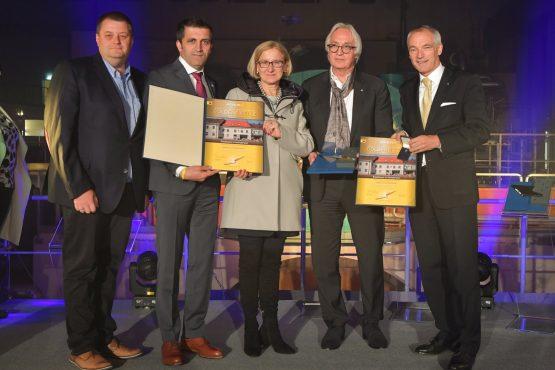 Gewinner des Projektes Stadthaus in Hollabrunn
