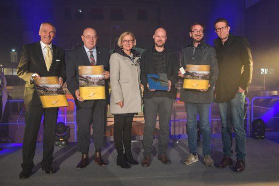 Gewinner des Projektes Weingut Höllerer