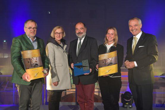 Gewinner des Projektes Holzingerhaus in Krems
