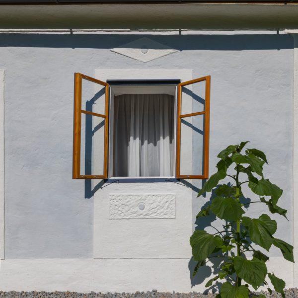 ©Romana Fürnkranz / Außenansicht Detail Fenster