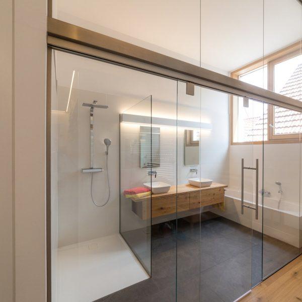 ©Romana Fürnkranz / Innenansicht Badezimmer