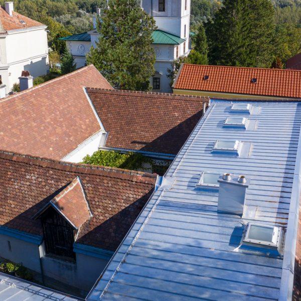 ©Christoph Bertos/Romana Fürnkranz / Dachdraufsicht