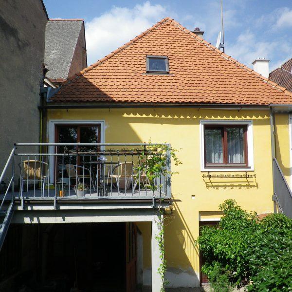 ©Susanne Domes / Außenansicht vor dem Umbau