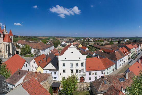 Pfarrhof Eggenburg (Foto ©Romana Fürnkranz)