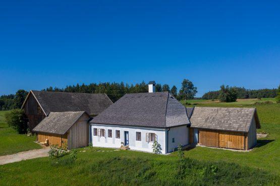 Bauernhaus in Jagenbach (Foto ©Christoph Bertos)