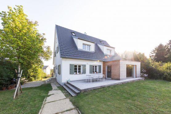 Siedlungshaus Zistersdorf ©Architekturfotografie Romana Fürnkranz