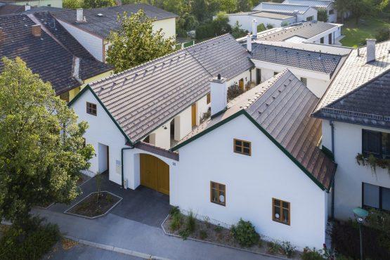 Winzerhaus Pfaffstätten ©Architekturfotografie Fürnkranz Bertos