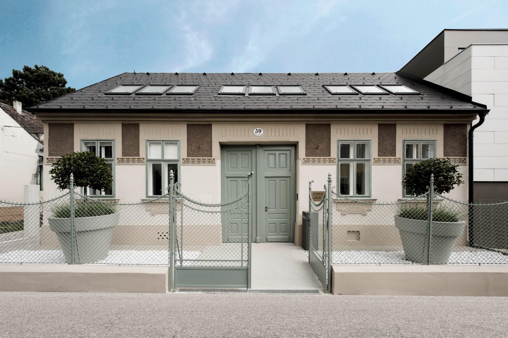 Straßenansicht neu / ©junger & beer Architektur zt-gmbh