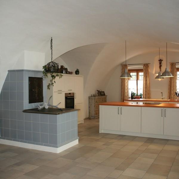 Küche / ©Helmut Kindlinger