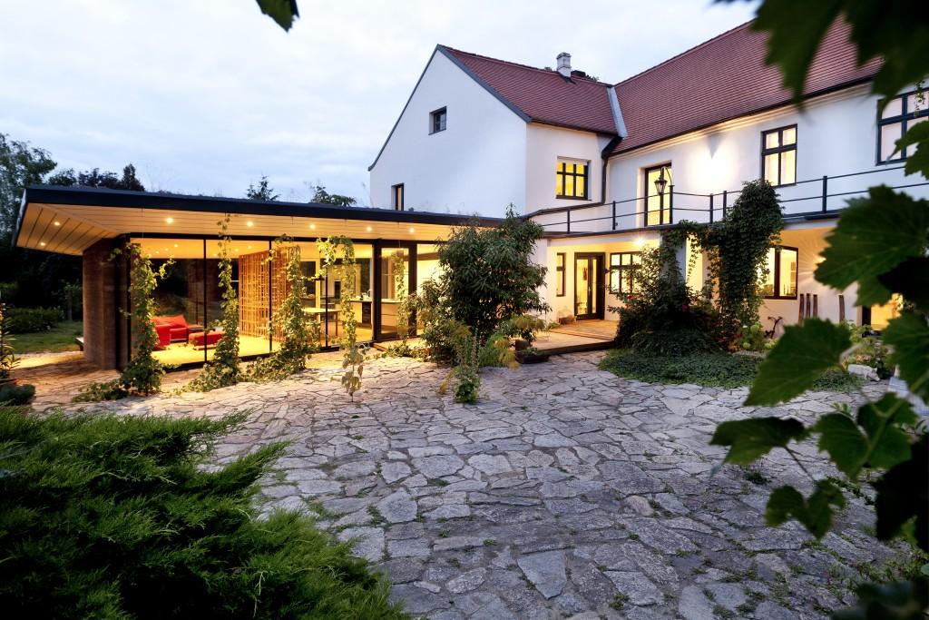 Innenhof / ©Astrid Bartl