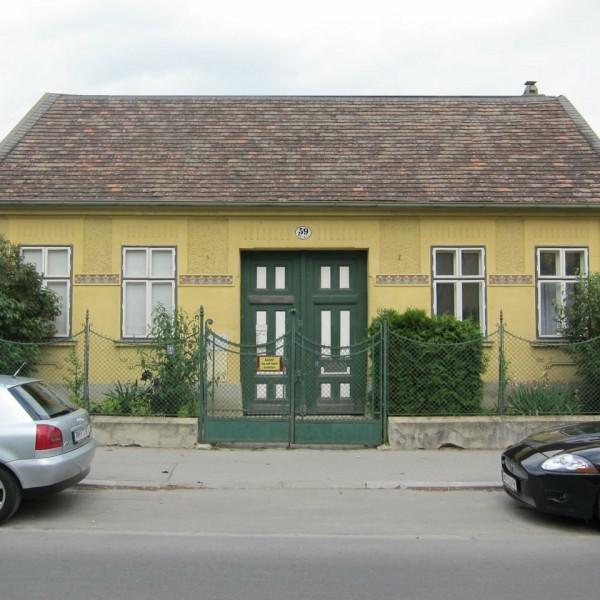 Straßenansicht alt / ©junger & beer Architektur zt-gmbh