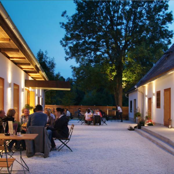 Innenhof / ©Archiv Panzenböck